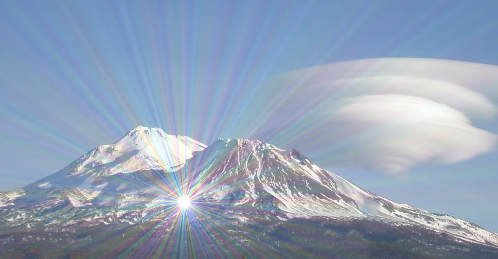Mt Shasta and Telos