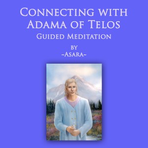 Connecting with Adama of Telos Cover