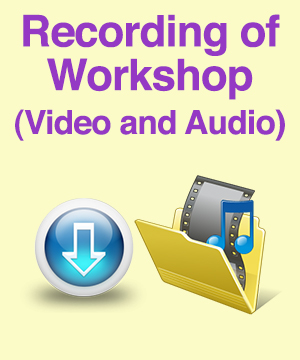 Here is what you get Recording