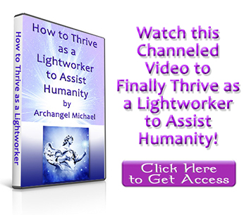 Web sales Image for Thrive as a Lightworker-Recovered